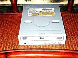 LG RE-WRITEBLE DVD FORMAT HIGH SPEED RECORDER INTERNAL E-IDE CD RW DVD R... - $7.66