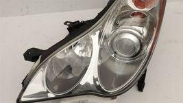 08-09 Infiniti EX35 Halogen HeadLight Lamp Driver Left LH image 5