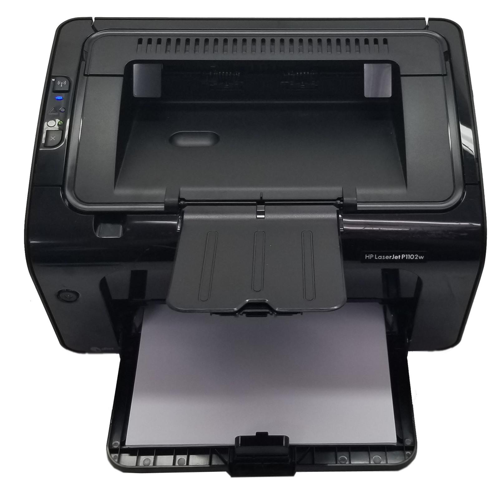 HP LaserJet Pro P1102w Wireless Laser Printer (CE658A) Bin:SF