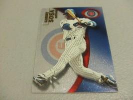 2001 Fleer EX #20 Sammy Sosa -Chicago Cubs- - $3.12