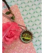 The Last Supper Bottle Cap Necklace - $3.60