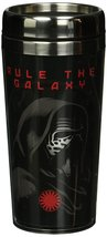 Disney Star Wars 7 Rule the Galaxy 16oz Stainless Steel Mug - Multicolor - £6.99 GBP