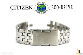 Citizen Eco-Drive Original J304-S040540 Stainless Steel Watch Band 4-S04... - $97.61