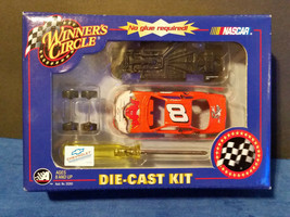 Dale Earnhardt Jr. 2002 #8 Winners Circle 1/64 Scale Diecast Kit Collect... - $17.05