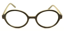 Geek Nerd Style Oval Round Shape Style Glasses Frames NO LENS Wizard Costume image 9
