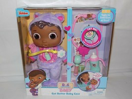 Disney Doc McStuffins Baby Get Better Baby Cece Doll with Accessories - $50.49