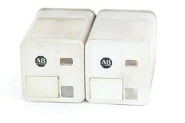 LOT OF 2 ALLEN BRADLEY 700-HA33A1 RELAYS 700HA33A1, 120VAC, SER. C