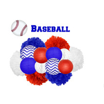 Baseball Party Decoration - Hanging Decoration - $39.00