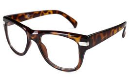 Sunscape Clark Dazed N Confused Tortoise Adventurer Clear Lens Glasses