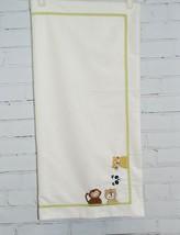 Nojo Jungle Babies Animals Baby Blanket Minky F... - $34.64