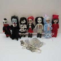 Mausoleum Set 2 Living Dead Dolls MINI LTD Edit DEBOXED MINT - $80.00