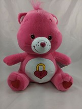 "Care Bears Secret Bear Plush 12"" Nanco 2004 TCFC Stuffed Animal toy - $9.95"