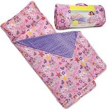 Kids Nap Mat with Removable Pillow - Soft, Lightweight Mats, Easy Clean ... - $62.02 CAD