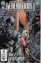 Superman Batman Generations 3 Comic Book #9 DC Comics 2003 NEAR MINT NEW... - $3.50