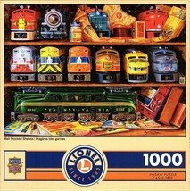Well Stocked Shelves by Angela Trotta Thomas 1000 Piece Puzzle - $15.83