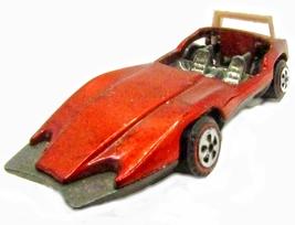 1970 Topper Johnny Lightning Custom Spoiler Redline Car - $69.95