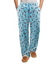 Men's Flannel Fleece Drawstring Sleep Lounge Pants Super Soft Pajama Bottoms image 2
