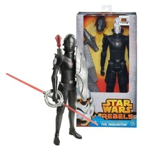 """Star Wars Rebels The Inquisitor Hero Series 12"""" Figure New in Box - $14.88"""