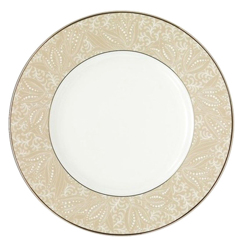 """Waterford China Bassano 9"""" Accent Salad Plate New - $34.90"""