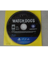 EUC Watchdogs Sony Playstation 4 PS4 Game Disc Only Free Ship - $15.83