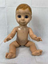 Luva Bella Interactive Talking Baby Boy Doll Moves 22700 Spin Master Sof... - $69.99
