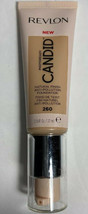 Revlon Photo ready Candid #260 Chai Natural Finish Antipollution - $10.50