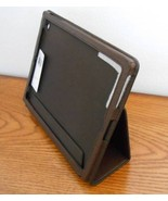 "Coach Camden Mahogany Pebbled Leather iPad Case 62356 NWT 10"" Apple - $89.09"