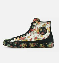Converse Chuck Taylor All Star Sasha High Floral Bloom Women's 563486C Size 7 - $93.06