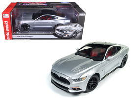 2017 Ford Mustang Gt 5.0 Ingot Silver and Optio... - $118.99