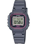 Casio - LA20WH-8A - Women's Classic Digital Quartz Resin Watch - Gray - $24.70