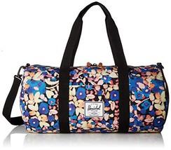 Herschel Sutton Mid-Volume Duffel Bag, Painted Floral, One Size - $65.52