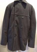 NEW Columbia Sportwear Company Men's Gray Button Jacket Size Large L - $59.99
