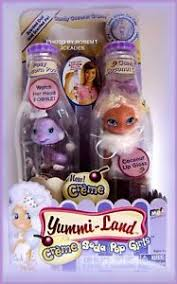 Primary image for Yummi-Land Soda Pop Girls - Candy Coconut Creme and Posy Popcorn Poddle-New
