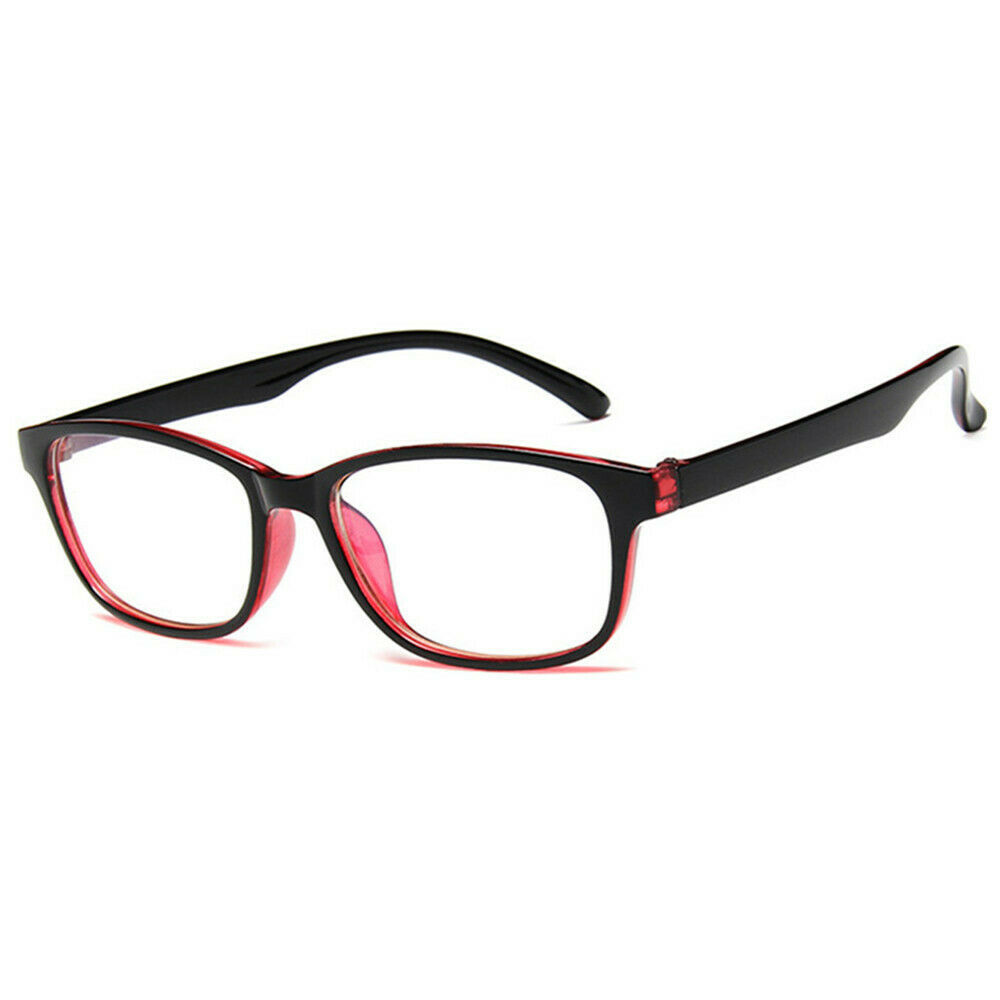 New Fashion Nerd Style Clear Lens Glasses Frame Retro Casual Daily Eyewear image 11