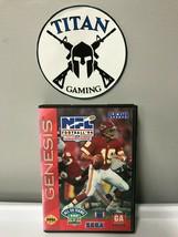 NFL Football '94 Starring Joe Montana (Sega Genesis, 1993) - $7.59