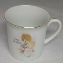 "1978 Precious Moment Tea Cup ""Love Is Kind"" - $4.89"