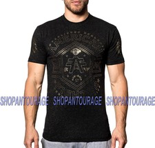 American Fighter Macmurray FM7638 New Men`s Sport Graphic T-shirt By Affliction - $37.99