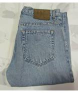 Vintage Calvin Klein 1990s Size 9 30 X 32 Blue Denim Jeans Women Mom Mad... - $49.99