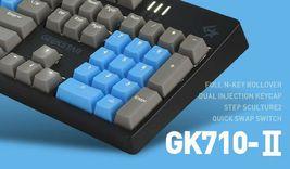 Geekstar GK710-2 Mechanical Gaming Keyboard English Korean Kailh Optical Switch image 5