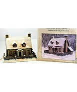 Currier & Ives Museum Of The City Of New York Winter Evening House 2002 - $44.54