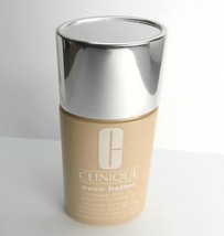 CLINIQUE Foundation 29 Tawnied BEIGE Even Better ~ DAMAGED As is See pic... - $13.60