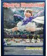 Framed Vintage Sports Illustrated November 1, 1981 Original Miss Piggy P... - $14.84