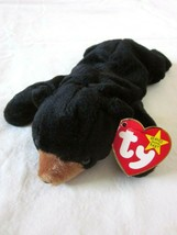 Ty Beanie Baby: Blackie the Bear (1994) - with Errors  - $7.43