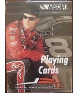 NASCAR Dale Earnhardt Jr. #8 Budweiser Chevrolet Playing Cards, sealed - $6.95