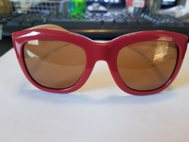 Ralph Lauren RL8099 COLOR 5310/73 Red Lipstick & Wooden Legs Sunglasses NEW - $68.31