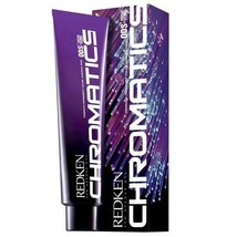 Redken Chromatics Hair Color 2 oz - 5Rv / 5.62 Red / Violet - $18.80