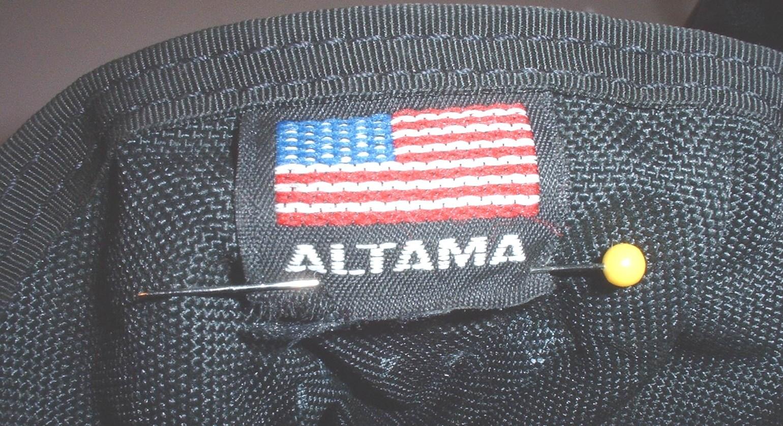 Altama black jungle style boots 11n  w vibram sole 002
