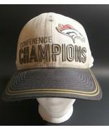 New Era NFL Super Bowl 50 Broncos Conference Champions Baseball Cap - $19.77