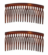 Caravan® 2 French Made Tortoise Shell Color TWIST Type - $9.50