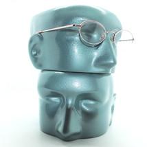Petite Semi Frameless Bottomless Hint Of Tint Pink +1.00 Reading Glasses image 2